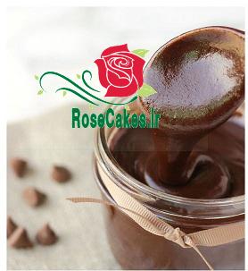 سس شکلاتی خوش طعم
